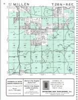 Millen T26N-R6E, Alcona County 1995